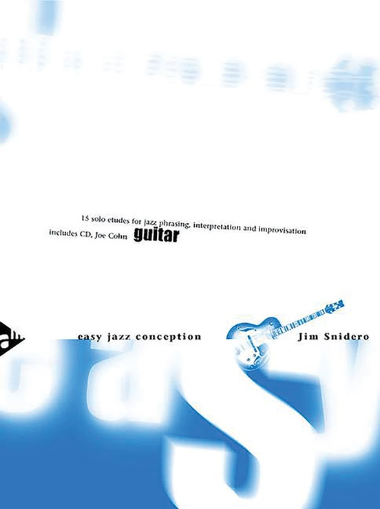 Easy Jazz Conception: Guitar