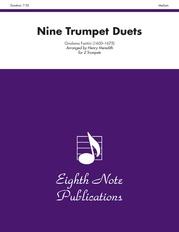 Nine Trumpet Duets