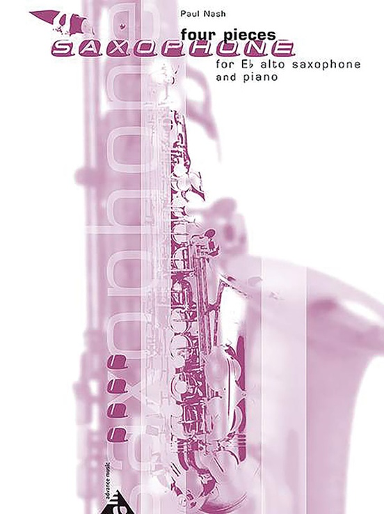 Four Pieces: Saxophone