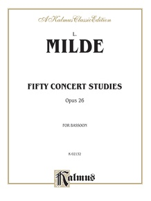 Fifty Concert Studies, Opus 26