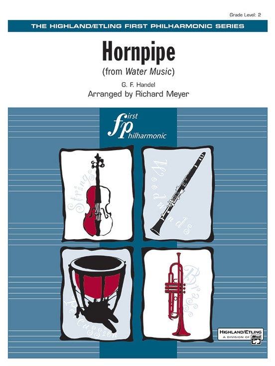 Hornpipe (from Water Music)
