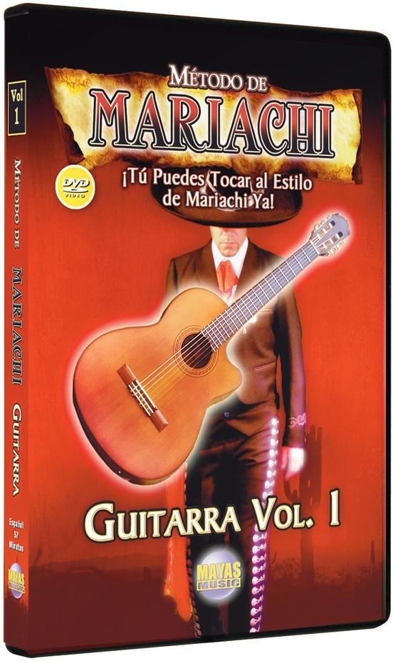 Método de Mariachi: Guitarra Acústica Vol. 1