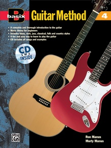 Basix®: Guitar Method 4