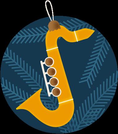 Jazz Ensemble Holiday Music