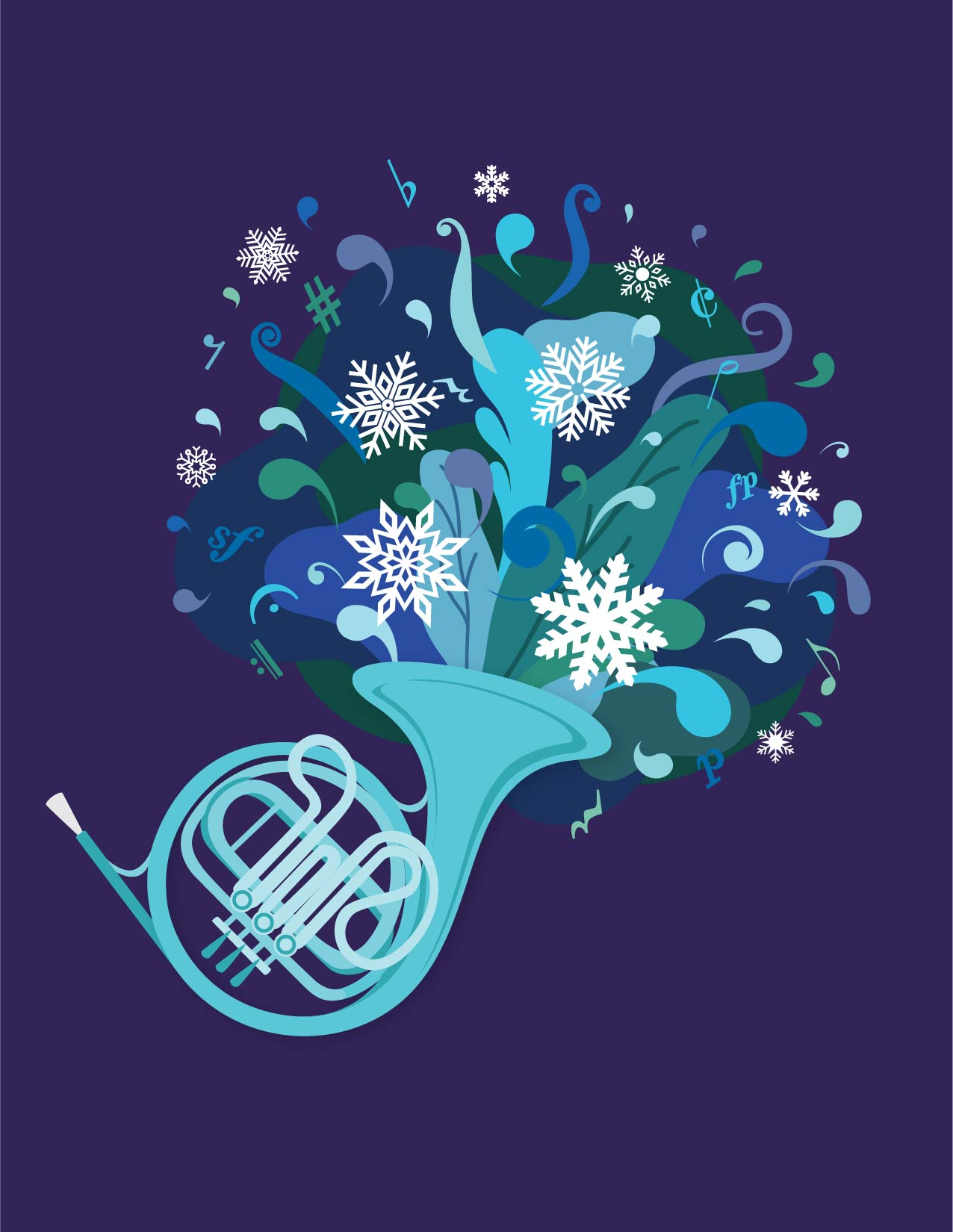 Concert Band Holiday Music