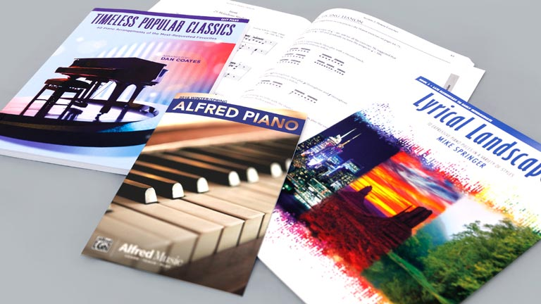 Piano sheet music and method books alfred music current piano promotion fandeluxe Gallery