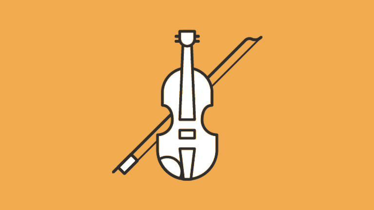 Free remote learning content for orchestra