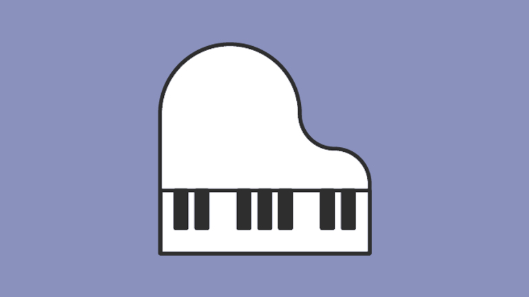 Free remote learning content for piano