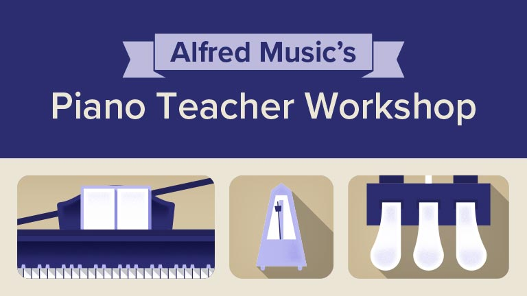 Piano Sheet Music and Method Books | Alfred Music