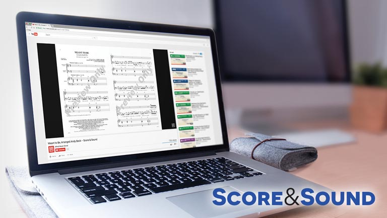 Score & Sound Choral
