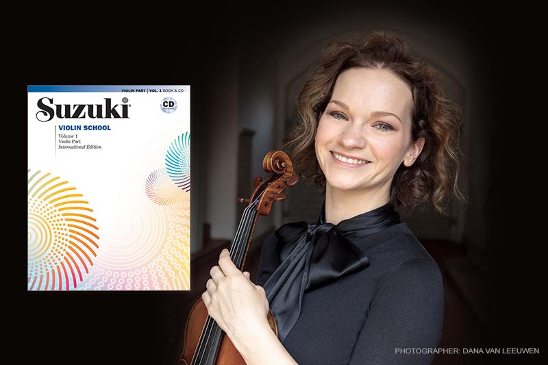 Suzuki Violin Recordings with Hilary Hahn