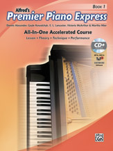 Premier Piano Express Book 1