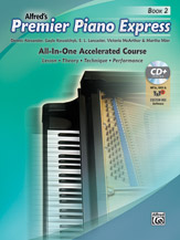 Premier Piano Express Book 2
