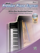 Premier Piano Express Book 3
