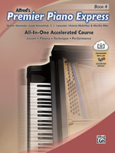Premier Piano Express Book 4