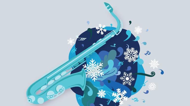 2021 Jazz Ensemble Holiday Music