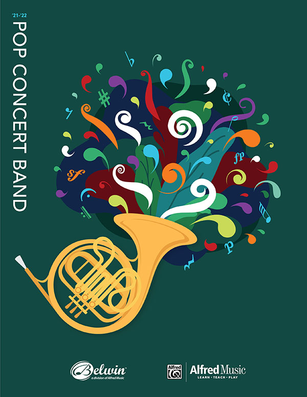 Pop Concert Band New Releases