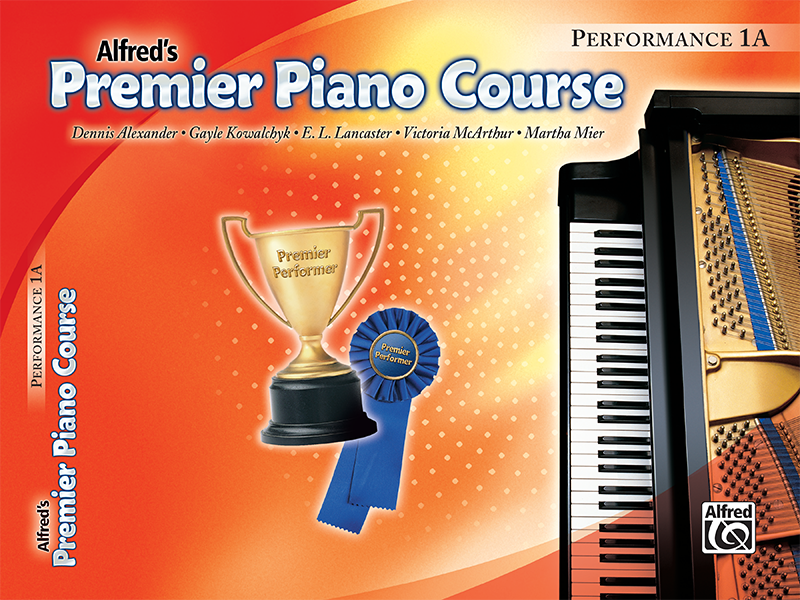 Premier Piano Course Performance Level 1a