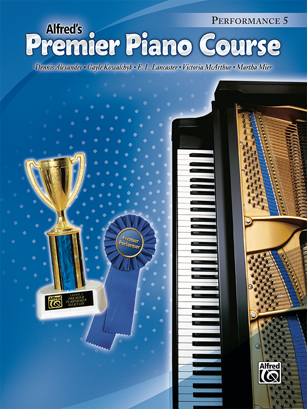 Premier Piano Course Performance Level 5