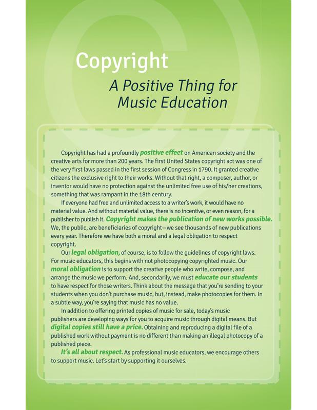 Copyright Flyer