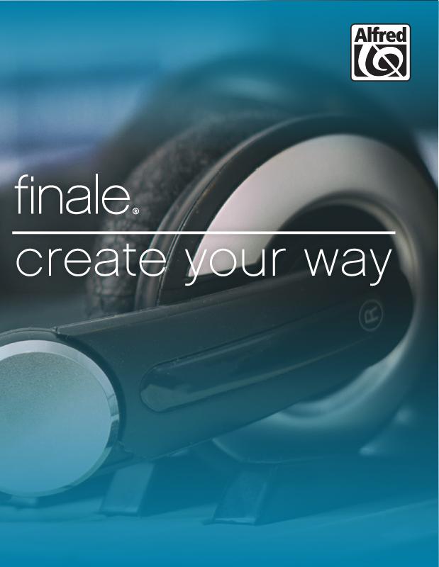 Finale Educator Brochure