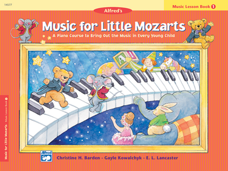 Music for Little Mozarts