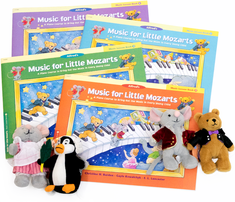 Music for Little Mozarts image