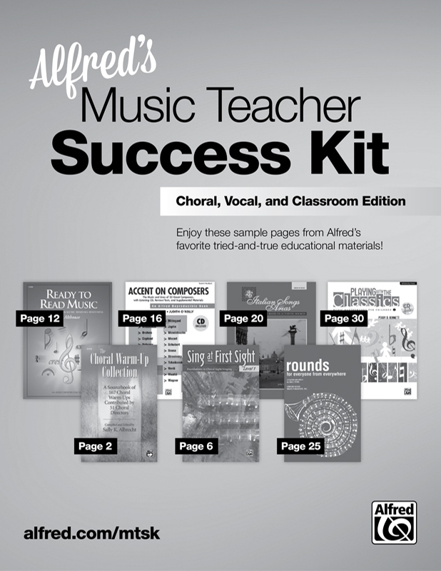 Music Teacher's Success Kit