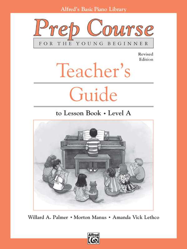 Prep Course A Teacher's Guide