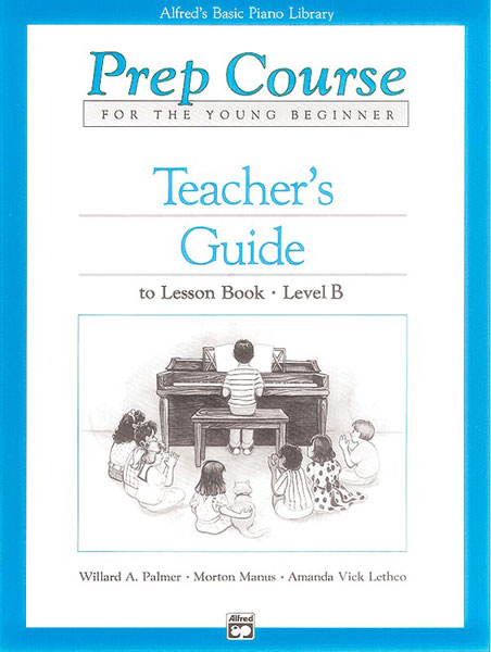 Prep Course B Teacher's Guide