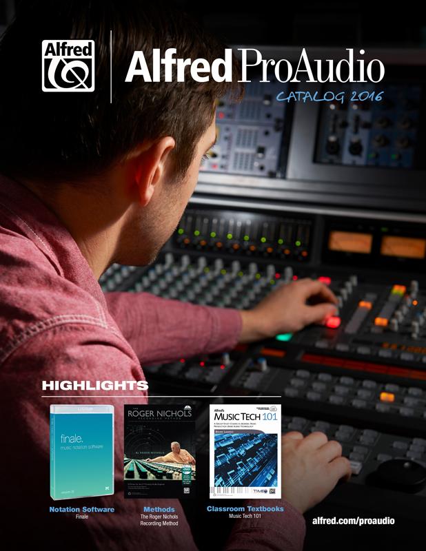 Pro Audio Catalog