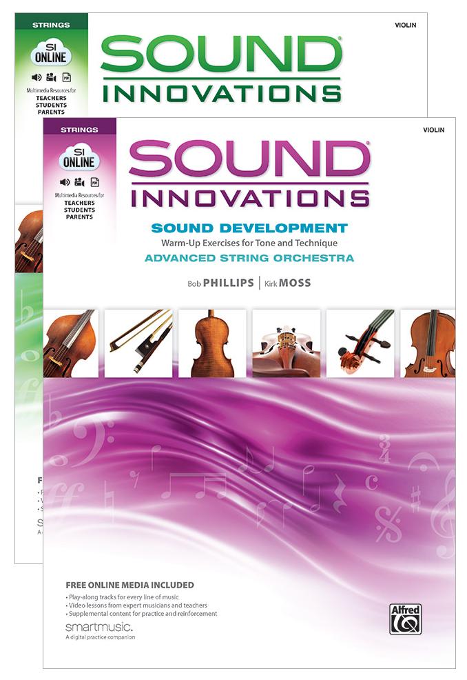 Sound Development for Intermediate & Advanced String Orchestra