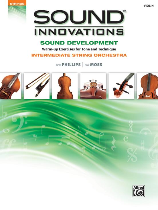 Sound Development for Intermediate String Orchestra