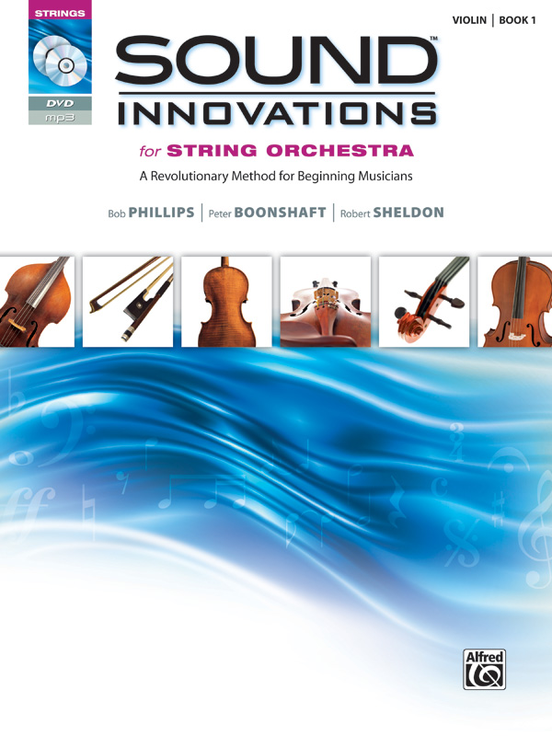 Sound Innovations String Orchestra Book 1