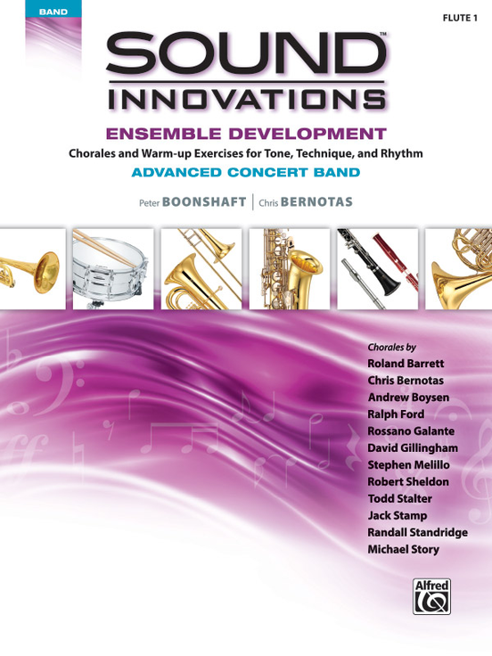 Sound Innovations Ensemble Development Advanced Band