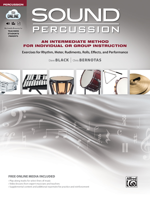 Sound Percussion Book Cover