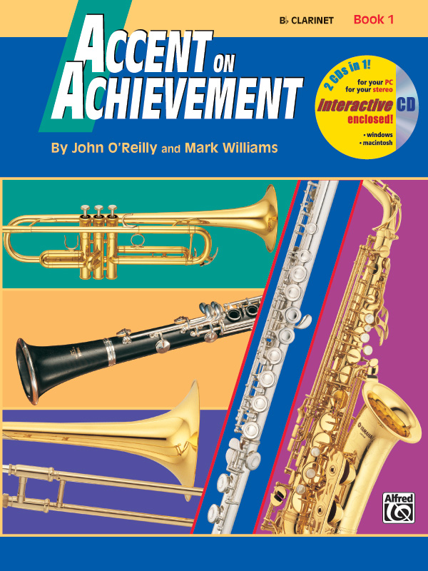Accent on Achievement Clarinet Book 1