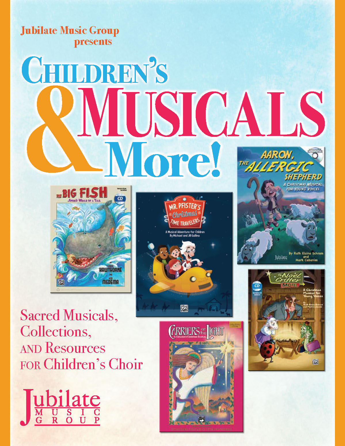 Jubilate: Children's Musicals & More