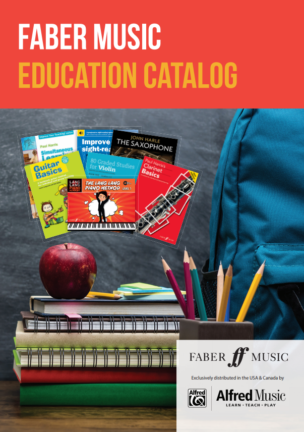 Faber Education Catalog
