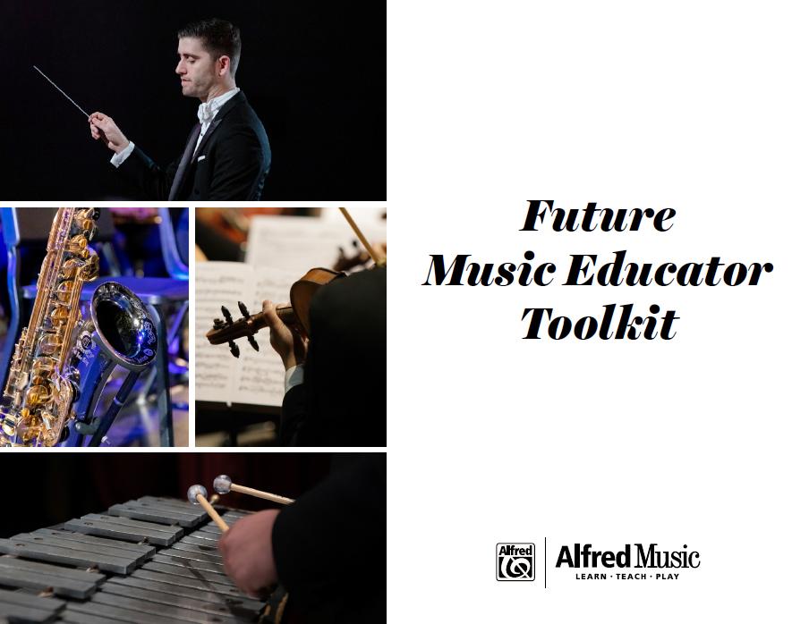 Future Music Educator eBook cover