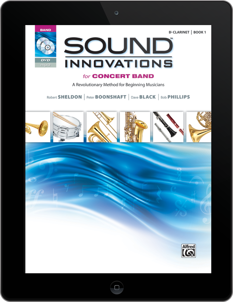 Sound Innovations for Concert Band eBooks