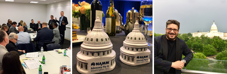 NAMM Fly-In Photos