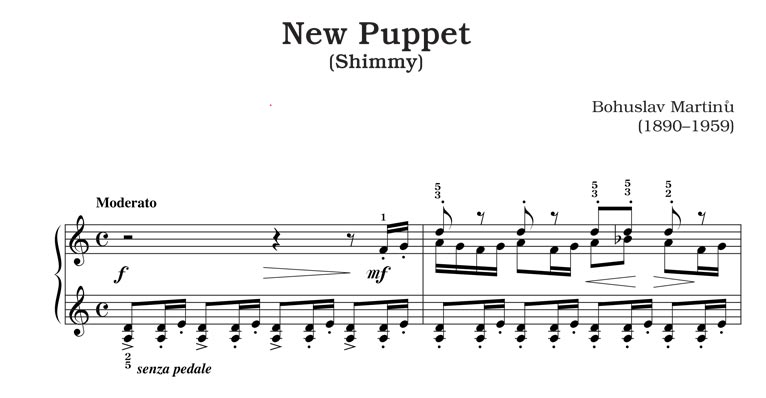 New Puppet Shimmy sample 1