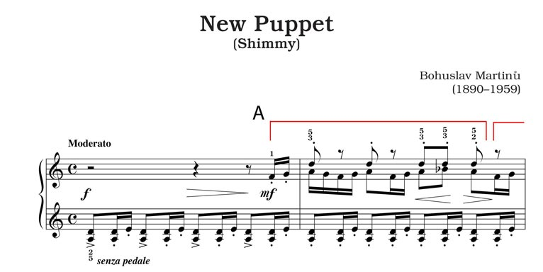 New Puppet Shimmy sample 2