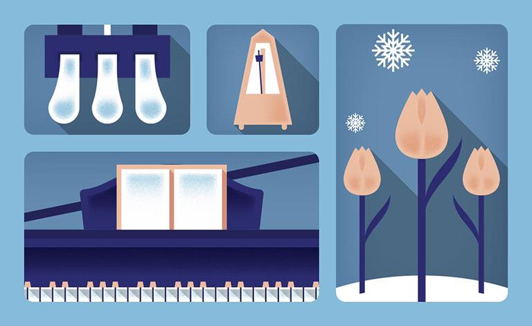 2019 Winter/Spring Piano Promo