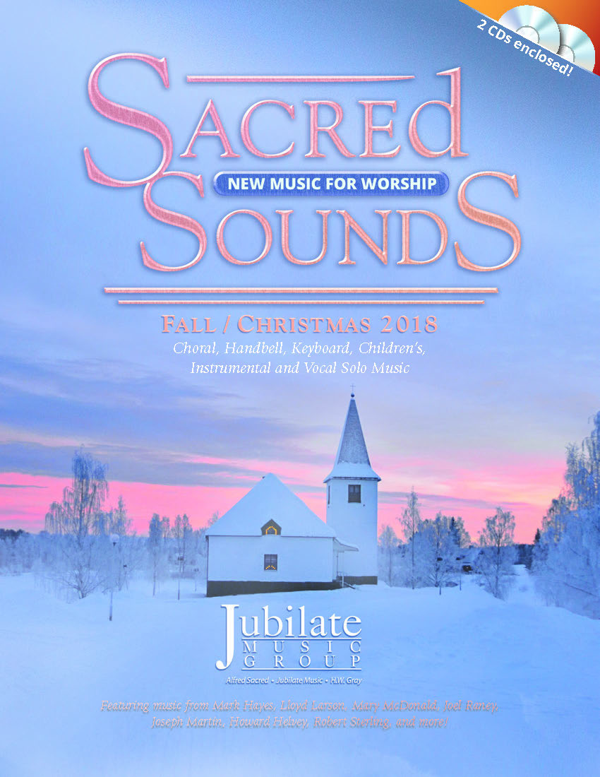 Sacred Sounds Fall/Christmas 2018