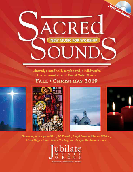 Sacred Sounds Fall/Christmas 2019