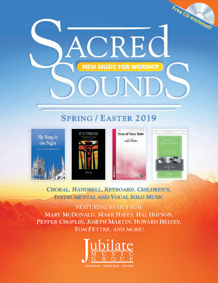 Sacred Sounds Spring/Easter 2019
