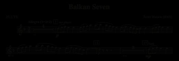 Balkan Seven