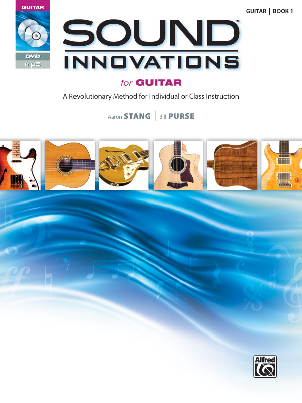 Sound Innovations for Guitar Book 1